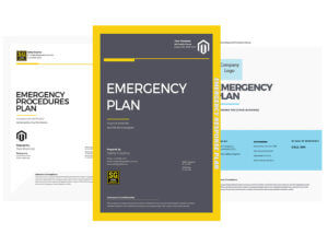 Emergency Response Plans Sample